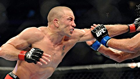 Georges St. Pierre si sottopone ai test anti-doping