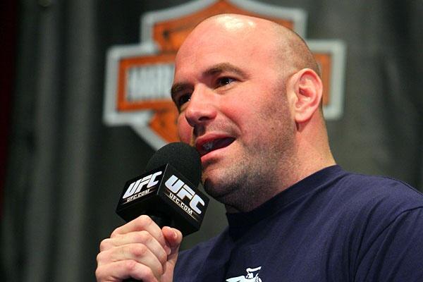 Dana accetta di pagare di più i fighters ma a discapito dei bonus 1