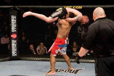 UFC Fight Night 29 : Rousimar Palhares
