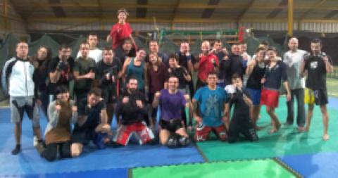 fight4fun - palestra Milano