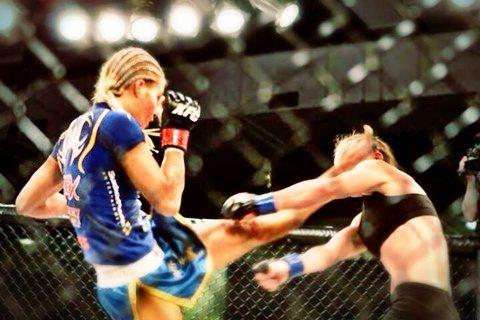 Felice-Herrig - Bellator MMA