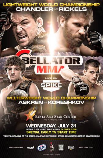 Bellator_97_Poster