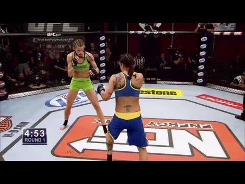 TUF 18: Ronda Rousey vs Miesha Tate Ep 06 1