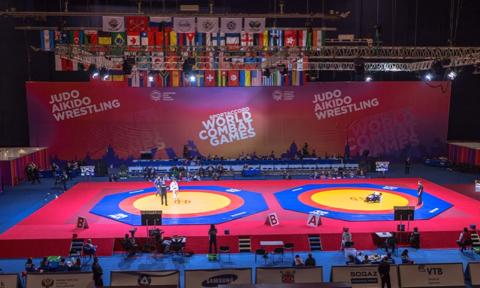 Sport Accord World Combat Games 2013 - risultati