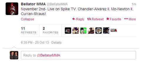 Chandler vs Alvarez
