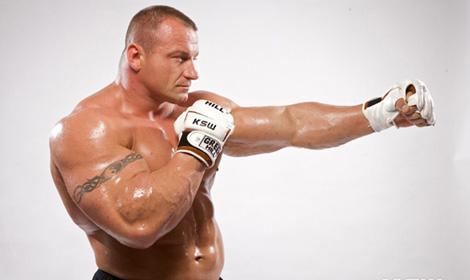 Mariusz Pudzianowski..Prima Strongman,poi MMA. 1