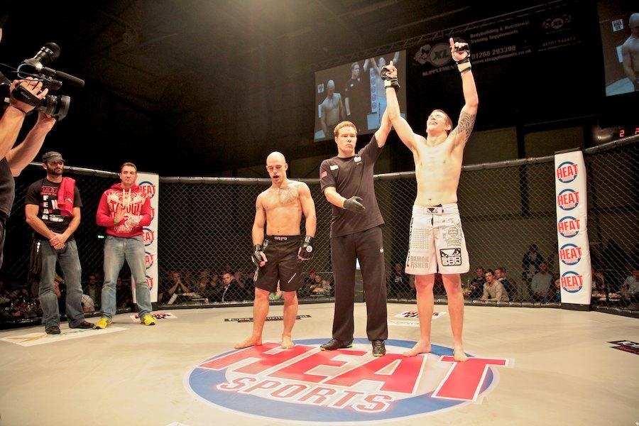 Report Heat MMA (UK) 1