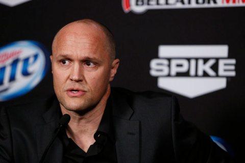Bjorn Rebney (Bellator MMA) scatenato 1