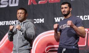 Ksw 25 e il match della serata: Khalidov vs Sakurai II 1