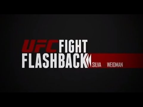 Anderson Silva vs Chris Weidman I - video