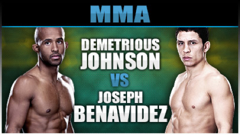 Demetrious-Johnson-vs-Joseph-Benavidez