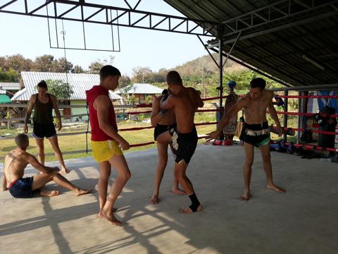 muayThai-camp-in-Tailandia
