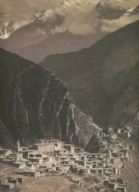 Tindi-Daghestan