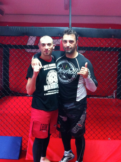 Stage di Grappling e MMA con Filippo Stabile