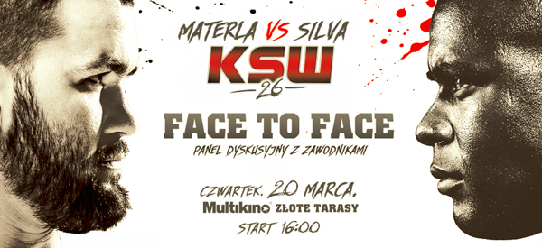 Main event di Ksw 26: Michal Materla vs Jay Silva III 1