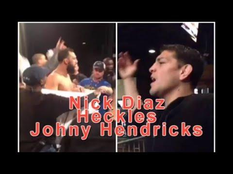Come da copione: Nick Diaz is back ! | Grappling-italia.com : MMA / UFC / Bjj