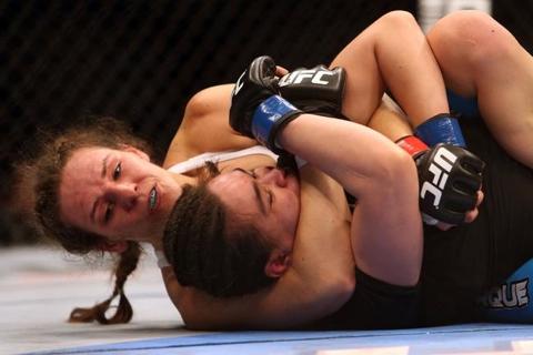 UFC 175: altro title match - Ronda Rousey vs Alexis Davis 1