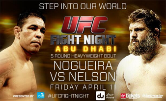 Risultati UFC Fight Night 39: Nelson vs Minotauro 1