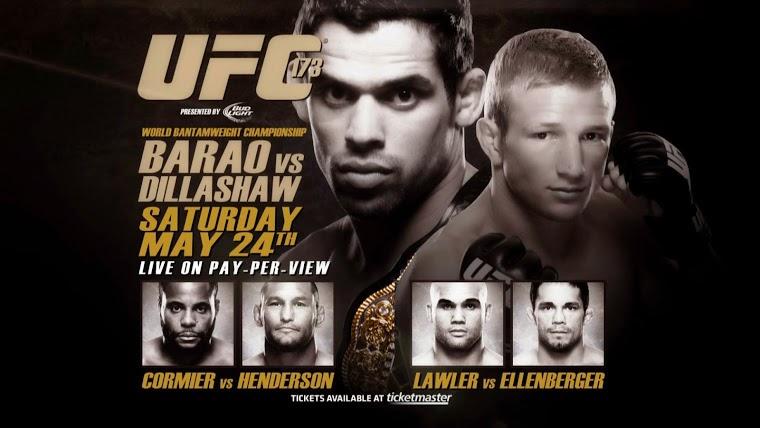 Risultati UFC 173: Barao vs Dillashaw 1