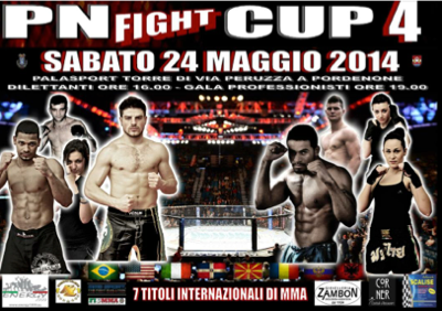 PN FIGHT CUP 4