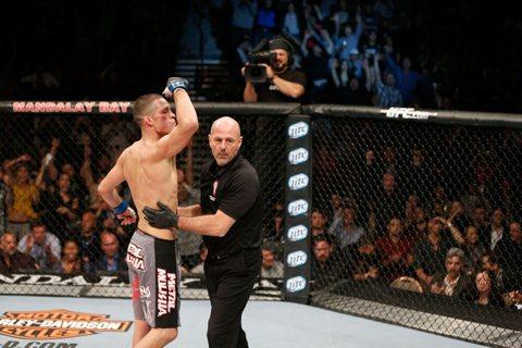Nate Diaz fuori dal ranking UFC - Dana spiega il perchè 1