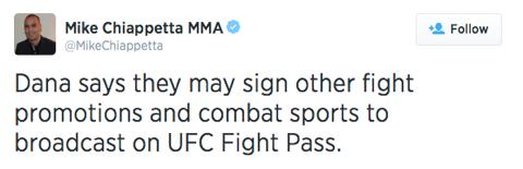 UFC-pass