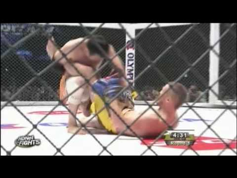 Video thumbnail for youtube video Sakuraba vs. Galesic | Grappling-italia.com : MMA / UFC / Bjj