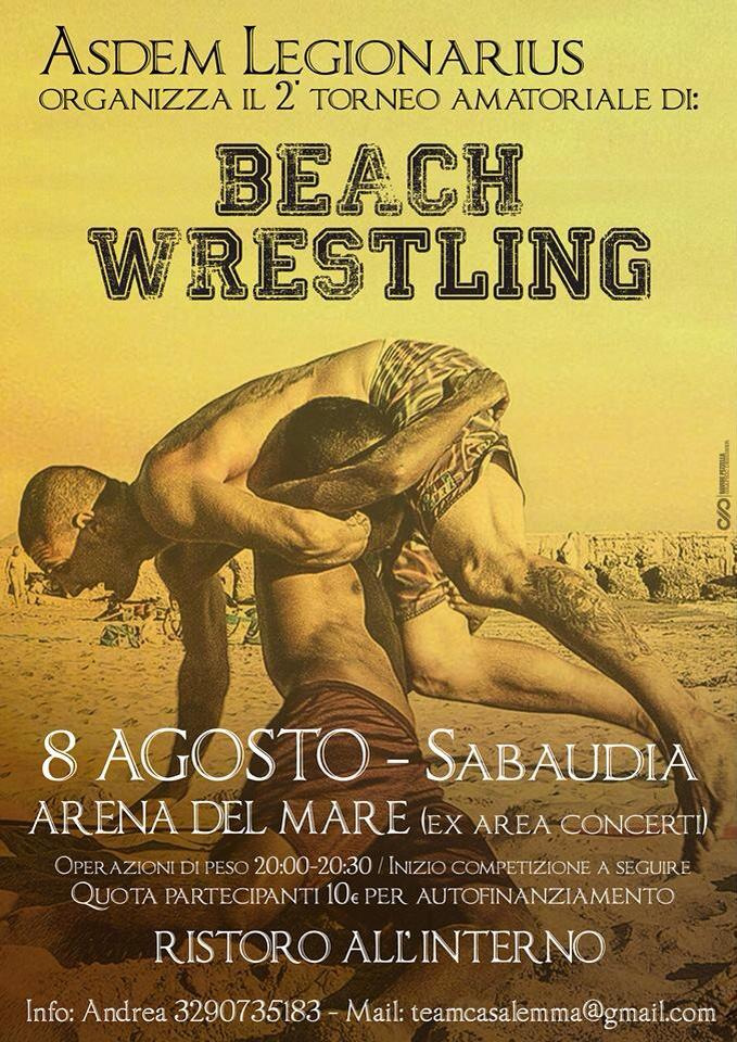 beachwrestling