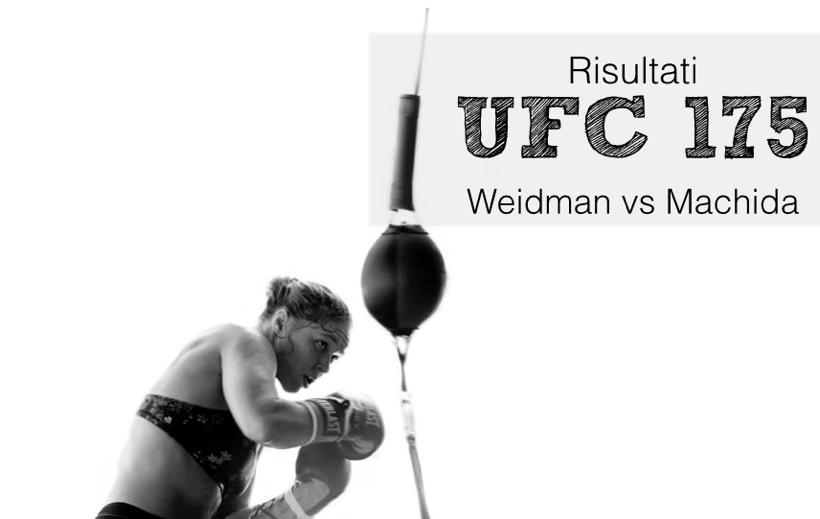 Risultati - UFC 175 Weidman vs Machida