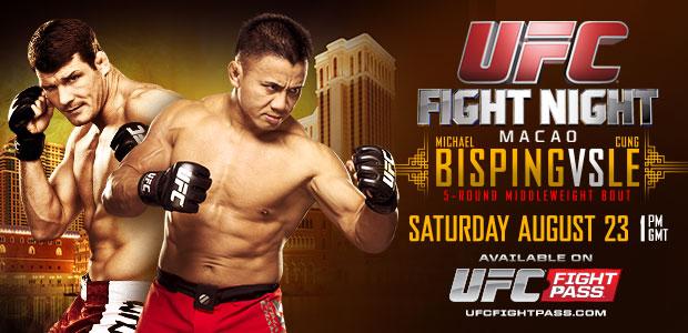UFC Night Macao