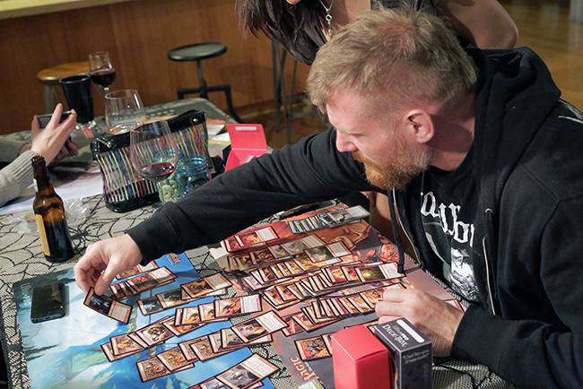 josh-barnett_magic-the-gathering