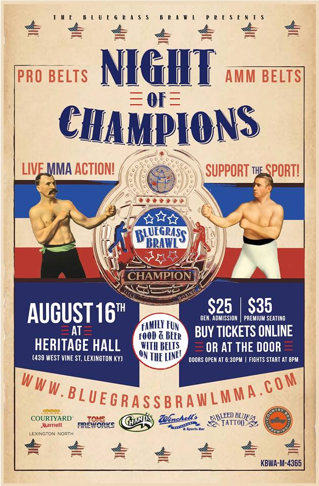 Poster MMA