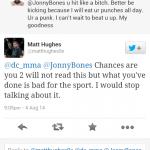 Jon Jones e Daniel Cormier vengono alle mani (sembra per davvero) 2