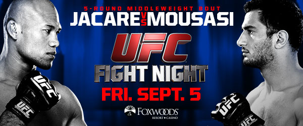 Risultati UFC Fight Night 50: Jacare vs Mousasi 2 1
