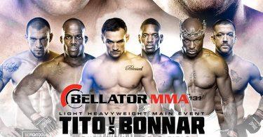Risultati Bellator 131: Tito vs. Bonnar! 1