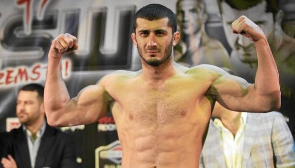 Mamed Khalidov.La storia di un fighter in fuga dalla guerra che diventa un idolo.(+ video) 1