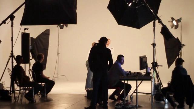 Backstage del trailer di Ksw 29 con l'effetto
