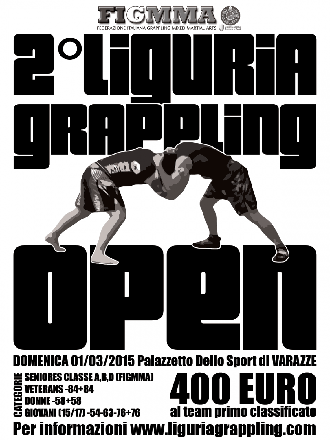 Liguria Grapplig Open 2015