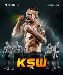 La fight-card completa di Ksw 30 - Genesis. 1
