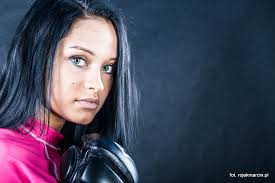 Katarzyna Lubonska: altro volto femminile di Ksw. 1