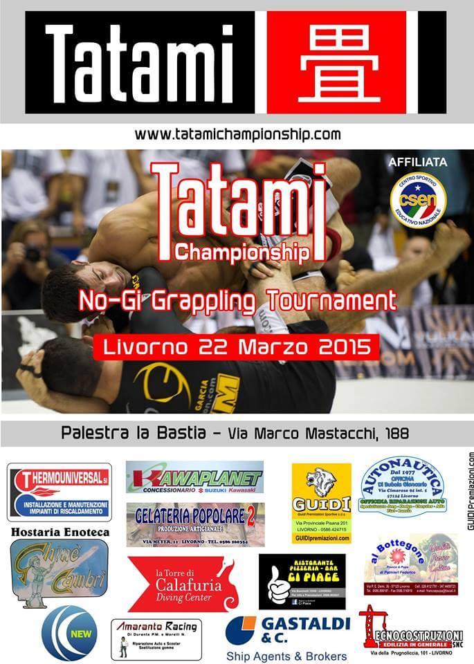 Tatami Championship 1