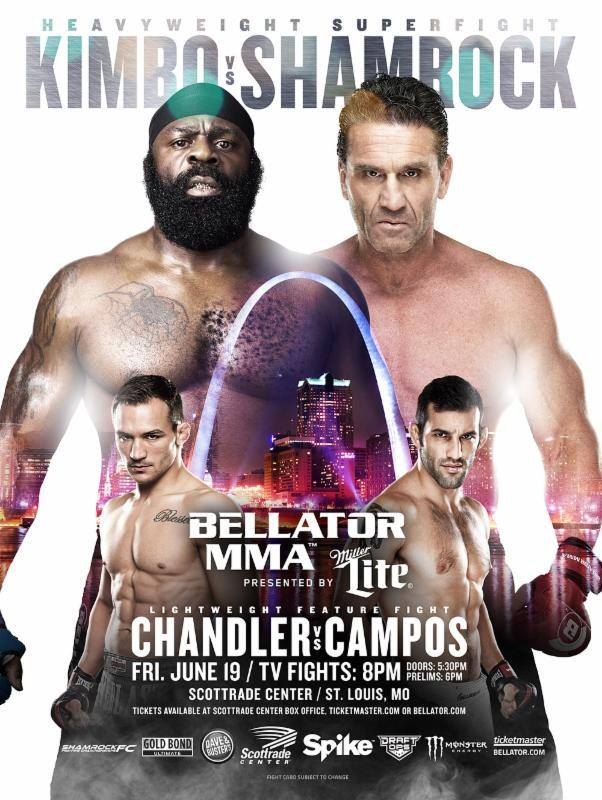 Bellator 138 Unfinished Business