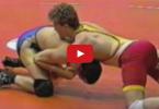 Video Ben Askren vs Chris Weidman wrestling