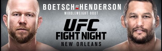 Varie dall'UFC: Mousasi, Dan Henderson, Cormier 1