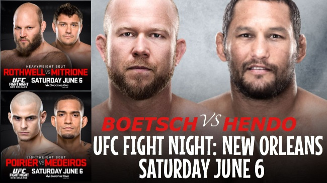 Risultati UFC Fight Night 68- Henderson vs. Boetsch