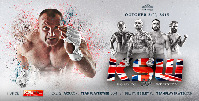 """Road to Wembley"" : KSW prepara lentamente le borse 1"