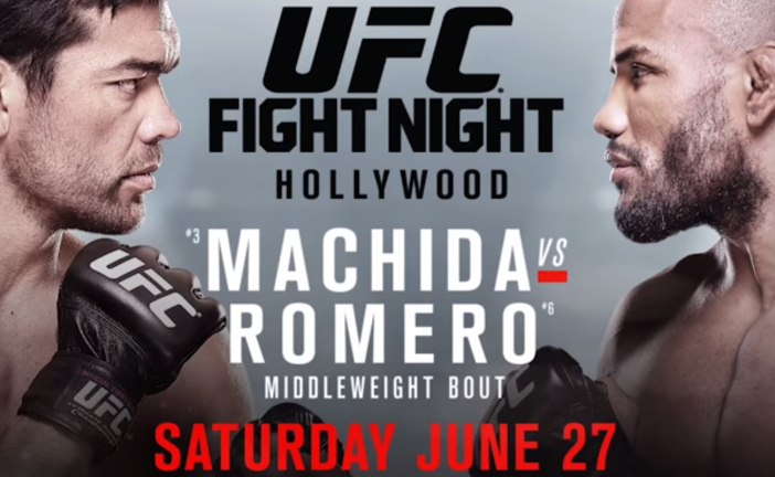 Risultati UFC Fight Night 70- Machida vs Romero