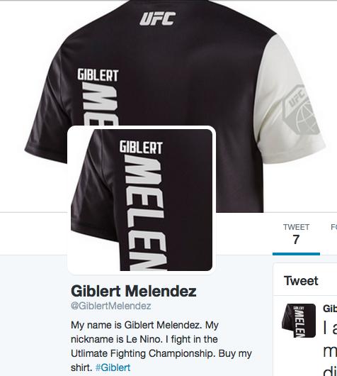 Questa è la NUMERO UNO Giblert Melendez
