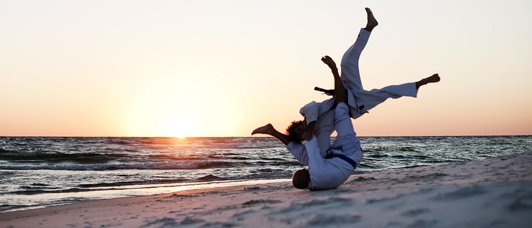 Sue giorni di Sole, Mare & Jiu-jitsu a Oristano 1