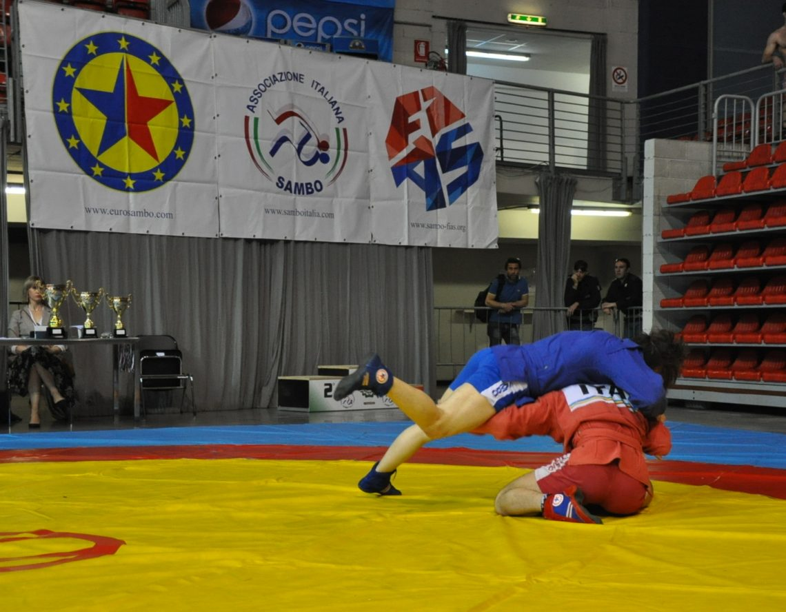 "Sambo World Cup ""A. Kharlampiev Memorial"" 1"